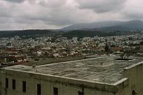 Blick über Rethymno